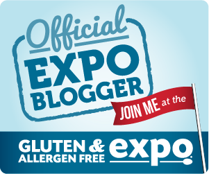 GFAF Expo Blogger Badge