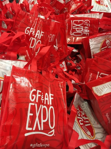 Sea of GFAF Expo Bags