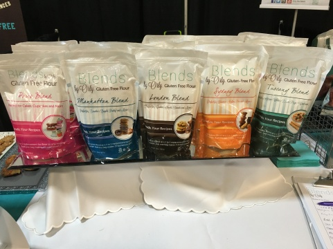 Love the names of these blends, they are all different, gluten and dairy free!